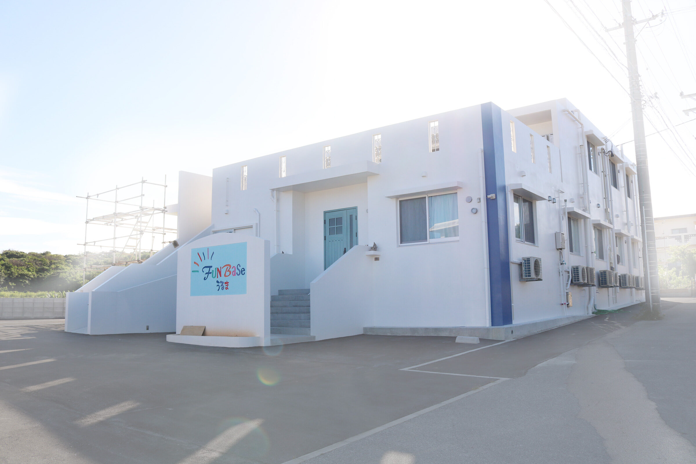 沖縄でマリンスポーツを楽しむコンセプトホテル